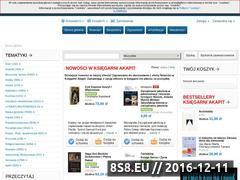 Miniaturka domeny www.ksiegarnialebork.osdw.pl