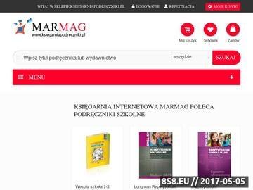 Zrzut strony Księgarnia Podręczniki