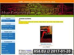 Miniaturka domeny ksiegarnie.dzs.pl