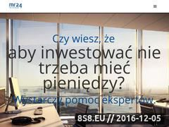 Miniaturka domeny ksiegowosc.mr24.pl