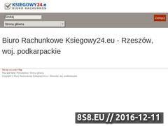 Miniaturka domeny ksiegowy24.eu