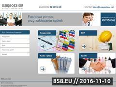 Miniaturka domeny www.ksiegozbior.net