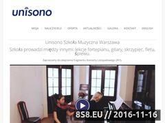 Miniaturka ksztalceniemuzyczne.pl (Szkoła muzyczna Warszawa)