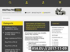 Miniaturka domeny ksztaltki.com