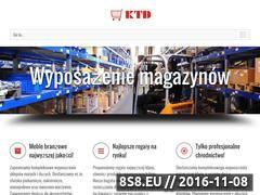 Miniaturka domeny ktd.com.pl