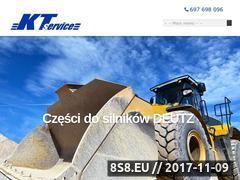 Miniaturka ktservice.com.pl (Serwis Deutz)