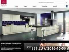 Miniaturka domeny kuchniemarzen.com.pl