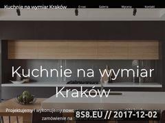 Miniaturka domeny kuchnienawymiar24.pl