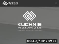 Miniaturka domeny kuchniewielkopolskie.pl