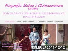 Miniaturka domeny www.kucner.com.pl