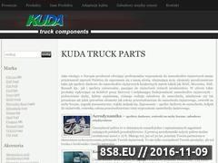 Miniaturka domeny www.kuda.pl