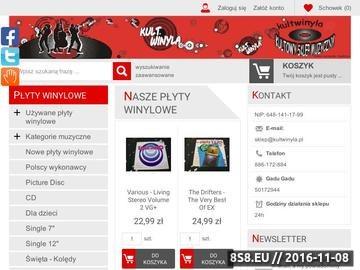 Zrzut strony Nowe płyty winylowe
