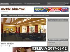 Miniaturka domeny www.kuma-meble.pl