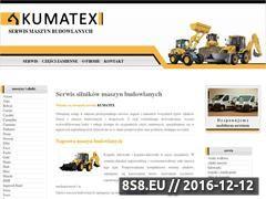 Miniaturka domeny www.kumatex.pl
