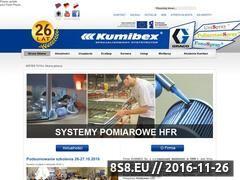 Miniaturka domeny www.kumibex.pl