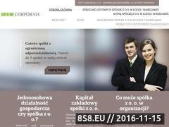 Miniaturka domeny kupie-spolke.com.pl