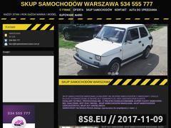 Miniaturka domeny kupieautowarszawa.com.pl