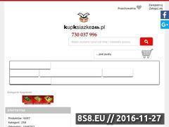 Miniaturka domeny kupksiazke24h.pl
