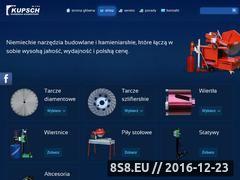 Miniaturka domeny www.kupsch.pl