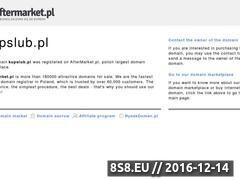 Miniaturka domeny www.kupslub.pl