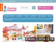 Miniaturka domeny kupujemyzabawki.pl