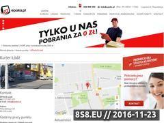 Miniaturka domeny kurierlodz.pl