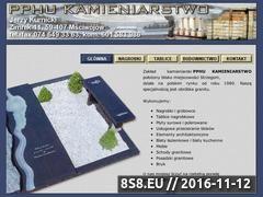 Miniaturka domeny www.kurnickigranit.pl