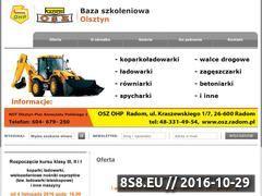 Miniaturka domeny kurs-operatora-koparkoladowarki-olsztyn.pl