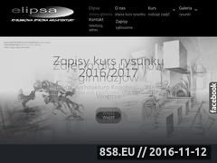 Miniaturka domeny www.kurs-rysunku.pl