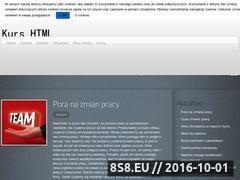 Miniaturka domeny kurshtml5.edu.pl