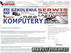 Miniaturka domeny kursor.pl