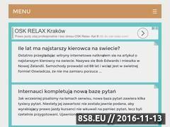 Miniaturka domeny kursprawajazdy.com