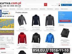 Miniaturka domeny kurtka.com.pl