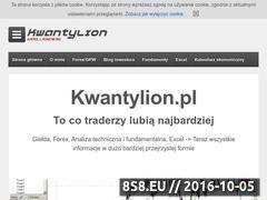 Miniaturka domeny kwantylion.pl