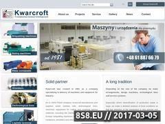Miniaturka domeny www.kwarcroft.pl