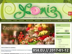 Miniaturka Kwiaty Gdańsk - kondolencje Gdańsk - wyślij kwiaty (kwiaciarniasonia.com)