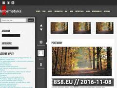 Miniaturka domeny www.kwitomania.pl