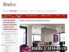 Miniaturka domeny kwline.pl