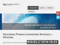 Miniaturka domeny www.l-w.com.pl
