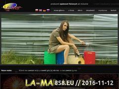Miniaturka domeny la-mar.com.pl