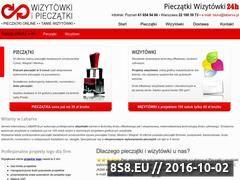 Miniaturka domeny www.labarva.pl