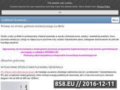 Miniaturka domeny labelle.lublin.pl