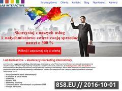 Miniaturka domeny labinteractive.pl