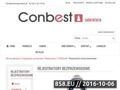 Miniaturka www.labomarket.pl (Bezprzewodowe rejestratory temperatury)
