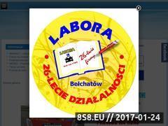 Miniaturka labora.com.pl (Nauka jazdy Bełchatów)