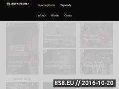 Miniaturka laczynaspasja.pl (Informacje sportowe)