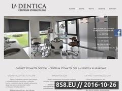 Miniaturka domeny ladentica.com.pl