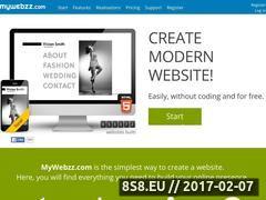 Miniaturka domeny lamiart.mywebzz.com