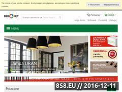 Miniaturka domeny lampy-esklep.pl