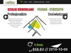 Miniaturka domeny landbud.eu